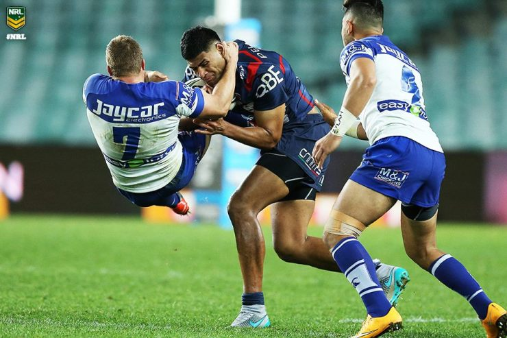 Roosters v Dogs: Super Heroes v Heroes