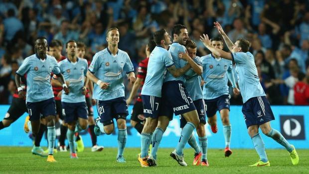 Sydney FC at home