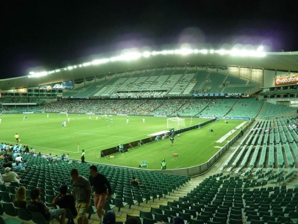 Allianz Stadium: the curve