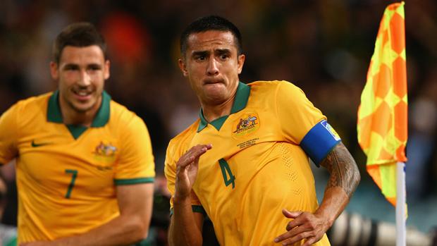 Socceroos at home