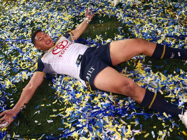 Taumalolo taking it all in
