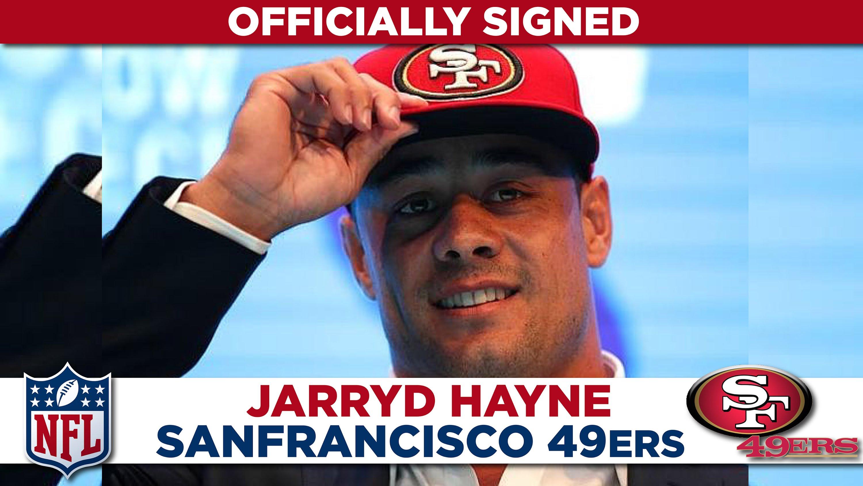 Cheap NFL Jerseys - MVP: Jarryd Hayne (San Francisco 49ers; Running Back; Parramatta ...