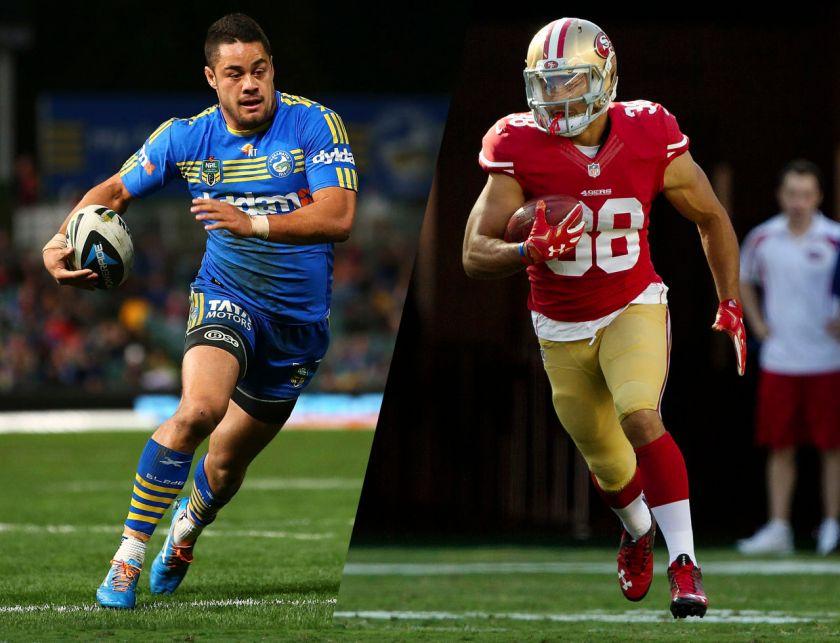 Eels v 49ers, Fullback v Running Back