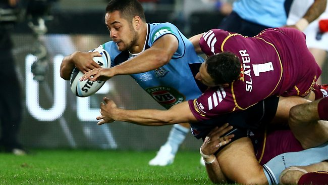 Origin: Battle of the Fullbacks