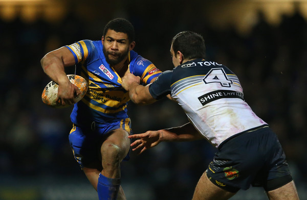 Leeds+Rhinos+v+North+Queensland+Cowboys+World+RJN9ZBJitzWl